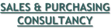 Sales & Purchasing Consultancy Logo